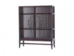 新中式实木茶柜R-36