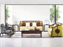 新中式沙发组合R-62