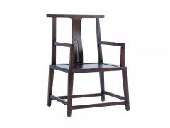新中式实木书椅R-65
