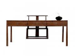 新中式书桌椅组合R-66