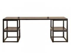 新中式实木书桌R-70