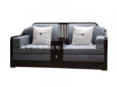 新中式双人沙发R-83