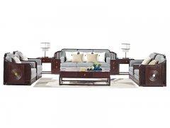 新中式沙发组合R-84