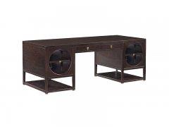 新中式实木书桌R-88
