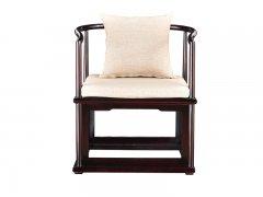 新中式实木圈椅R-98
