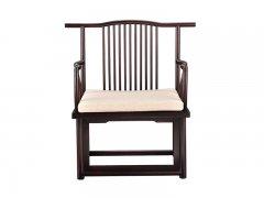 新中式实木书椅R-99
