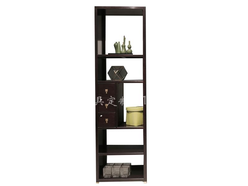 新中式实木书柜