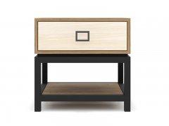 新中式床头柜R-121