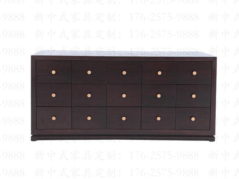 新中式15斗柜