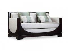 新中式双人沙发R-172
