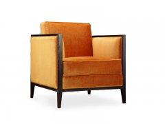 新中式单人沙发R-183