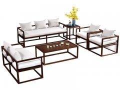 新中式沙发组合R-235