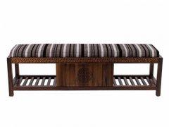 新中式床尾凳R-278