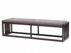 新中式床尾凳R-279