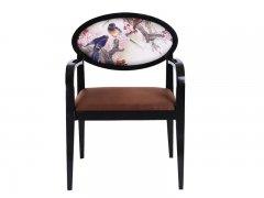 新中式餐椅R-380