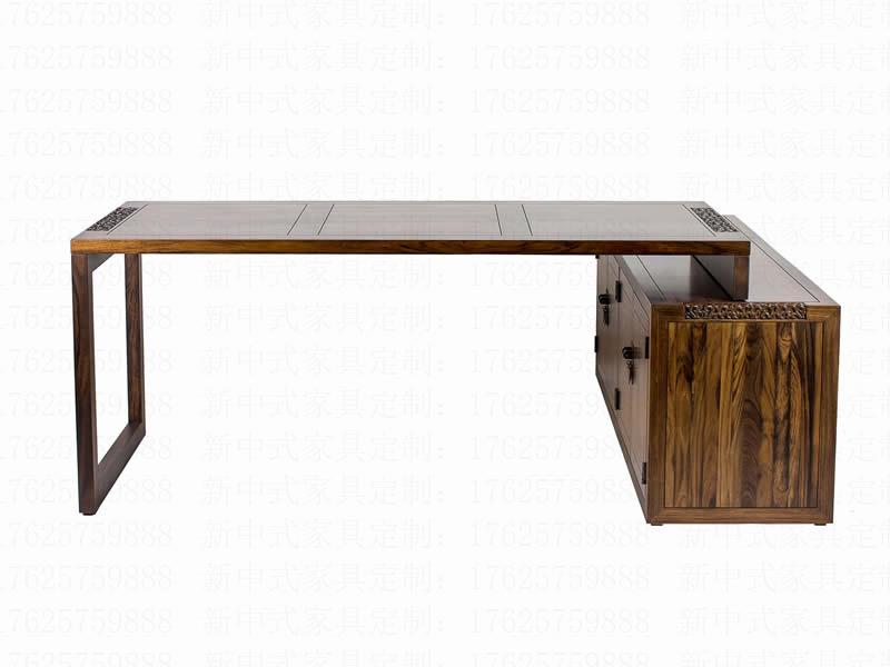 新中式书桌