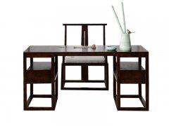 新中式书桌R-435