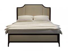 新中式床R-525