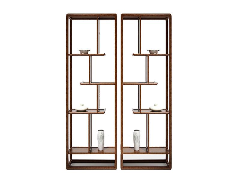 新中式装饰架