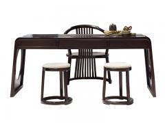 新中式书桌椅R-696