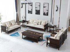 新中式沙发组合R-783
