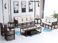 新中式沙发组合R-784