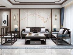 新中式沙发组合R-785