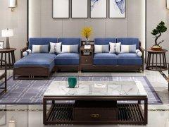新中式沙发组合R-786