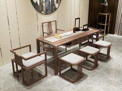 新中式茶桌椅RJ-BL-811