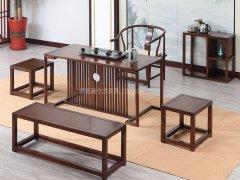 新中式茶室家具RJ-BL-813