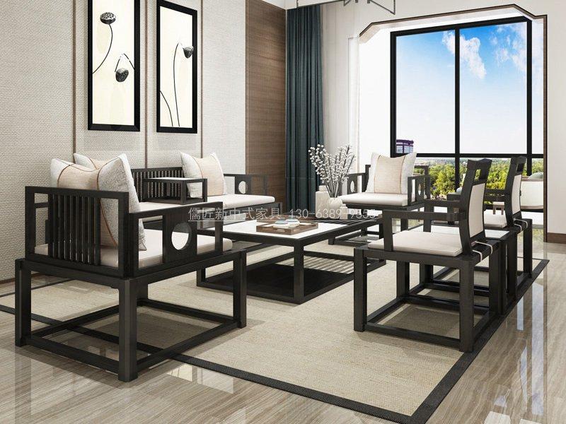 新中式沙发组合R-782