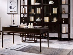 新中式书房家具R-878