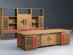 新中式书房家具R-885