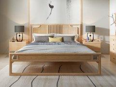 新中式卧室家具R-855