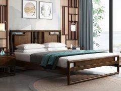 新中式卧室家具R-857