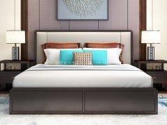 新中式卧室家具R-865