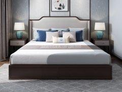 新中式卧室家具R-866