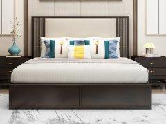 新中式卧室家具R-867