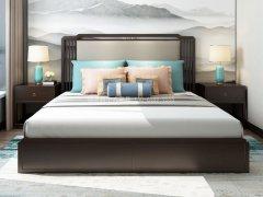 新中式卧室家具R-868