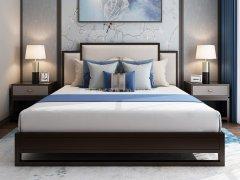 新中式卧室家具R-869