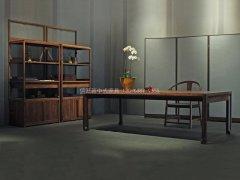 新中式书房家具R-871