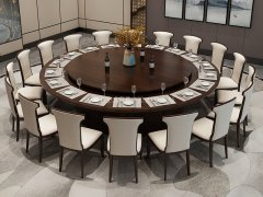 新中式餐桌椅R-791