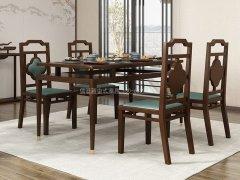 新中式餐桌椅R-792