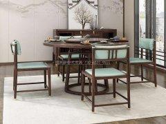 新中式餐桌椅R-793