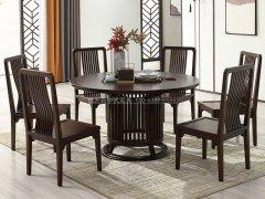 新中式餐桌椅R-795