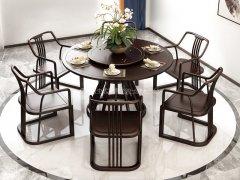 新中式餐桌椅R-794