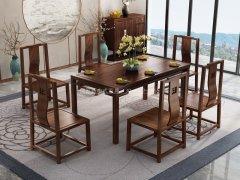 新中式餐桌椅R-796