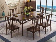 新中式餐桌椅R-797