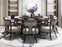 新中式餐桌椅R-798