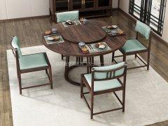 新中式餐桌椅R-799